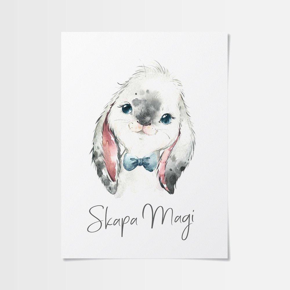 Decenio eller denna söta kanin?